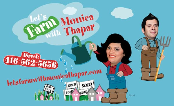Let's Farm With Monica Thapar.